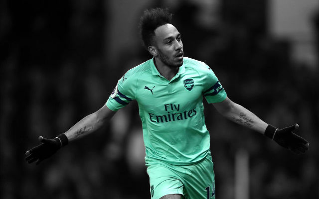 Aubameyang: I've Waited A Long Time To Score A Goal Like That