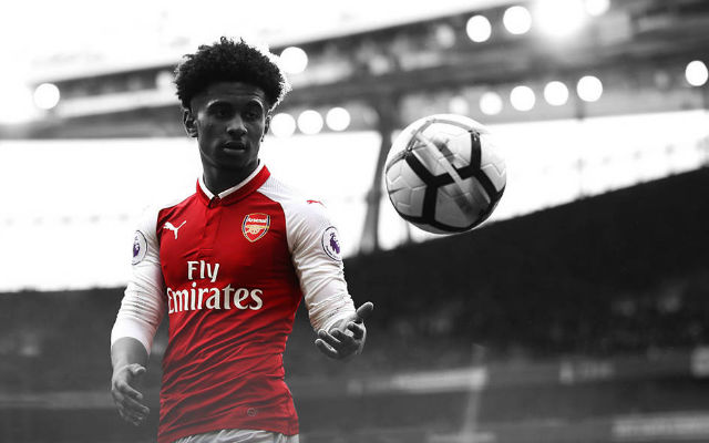 Hoffenheim Boss Reveals Why He Signed Arsenal's Reiss Nelson On Loan