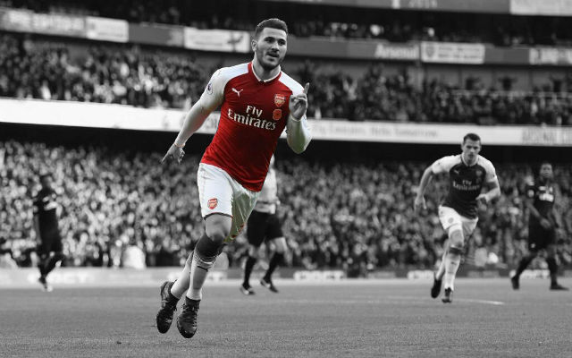 Report: Inter Milan Return With Interest For Arsenal's Kolasinac