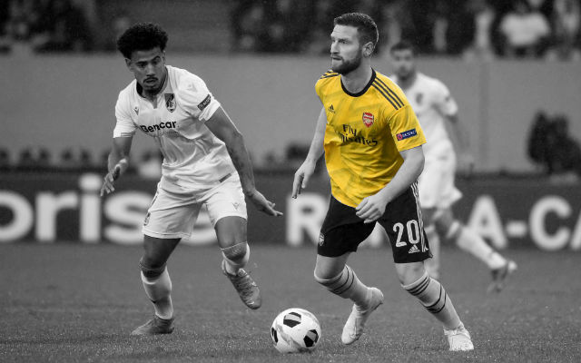 Mustafi: It Was Either Fight For My Arsenal Place Or Retire