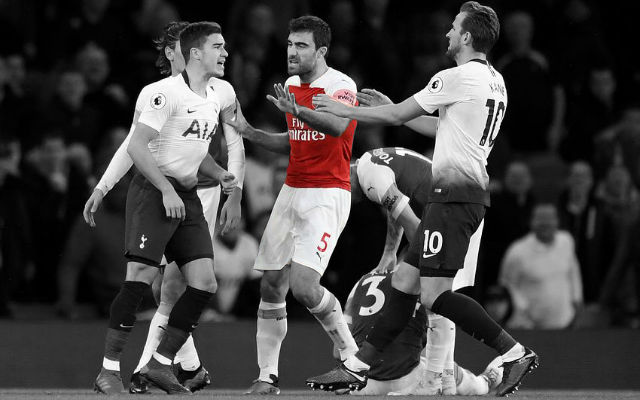 Sokratis On Harry Kane's Derby Performance: He's One Of The Best In The World – But Not Today
