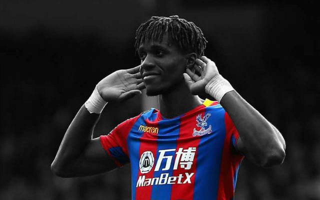 Report: Emery Asks Arsenal To Go All Out For Wilfried Zaha