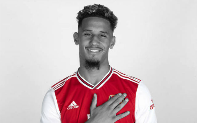 Official: Arsenal Sign William Saliba On Long-Term Deal